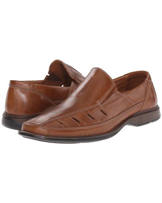Josef Seibel - Metallic Steven 12 (nuss Roma) Men's Slip On Shoes for Men - Lyst