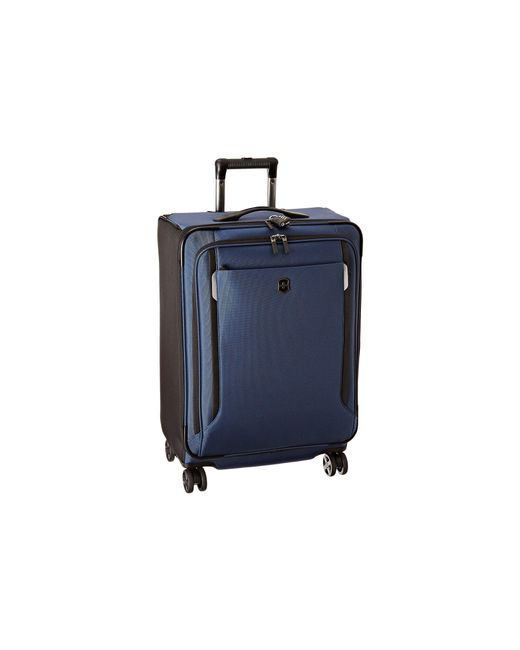 "Victorinox - Blue Werks Traveler 5.0 - Wt 24"" Dual Caster Expandable 8-wheel Upright - Lyst"