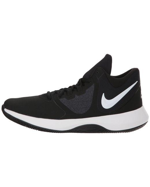 ab2690339f16 ... Nike - Air Precision Ii (black white 2) Men s Basketball Shoes for Men  ...