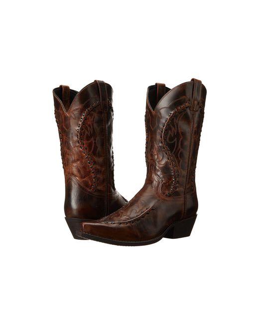 Laredo - Brown Laramie (antique Tan) Cowboy Boots for Men - Lyst