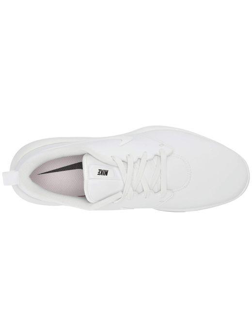 ... Nike - Roshe G Tour (black summit White) Men s Golf Shoes for Men ... 1d939ad21