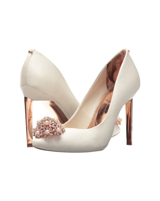 f1d0ffd72b415f Ted Baker - Multicolor Peetch 2 (black Textile) Women s Shoes ...
