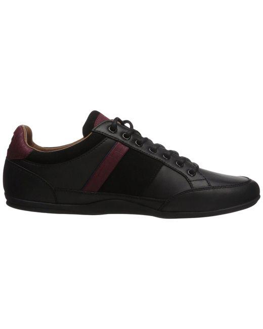 ... Lacoste - Black Chaymon 417 1 Sneaker for Men - Lyst ...