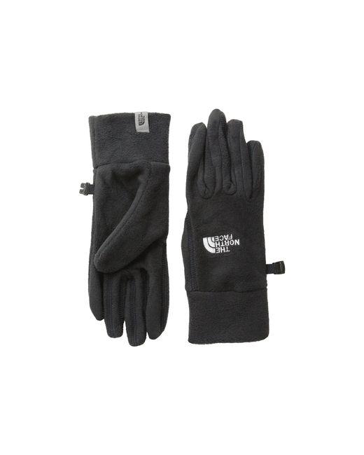 The North Face - Black Women's Tka 100 Glove (tnf Medium Grey Heather (std)) Extreme Cold Weather Gloves - Lyst