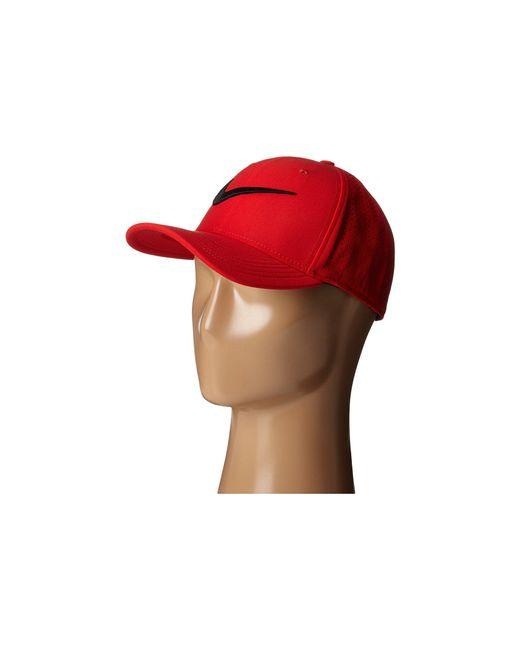 Nike - Black Train Vapor Swooshflex Hat for Men - Lyst