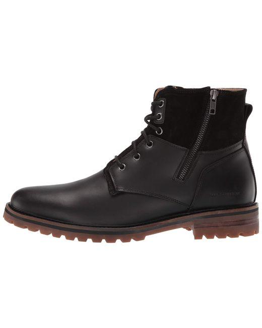 6df2c4edb1f Lyst - Mark Nason Briggs (wine) Men s Lace-up Boots in Black for Men ...