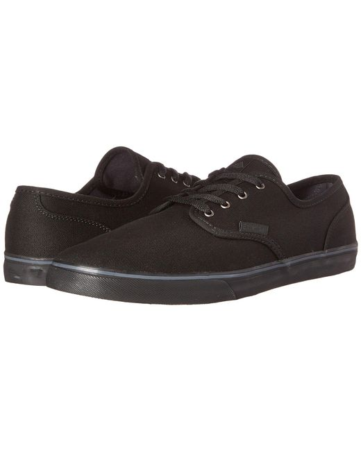 Emerica - Wino Cruiser (black/gum) Men's Skate Shoes for Men - Lyst