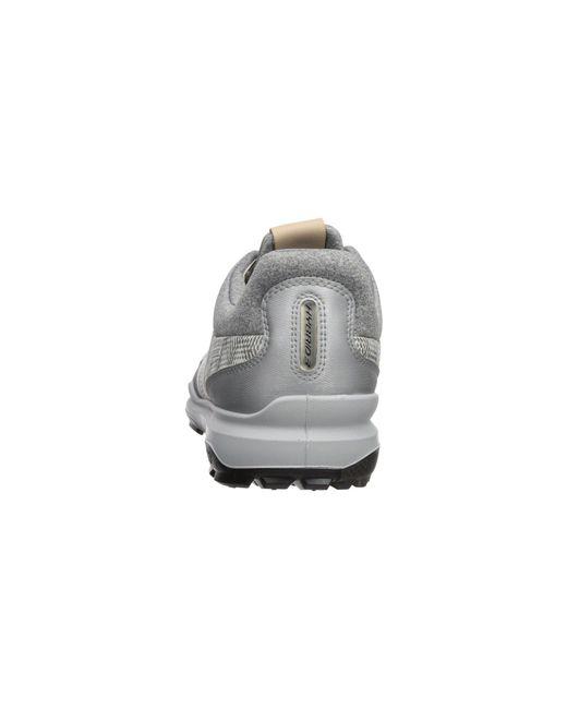 220116f947000 ... Ecco - Metallic Biom Hybrid 3 Gtx (black/bermuda Blue) Men's Golf Shoes  ...
