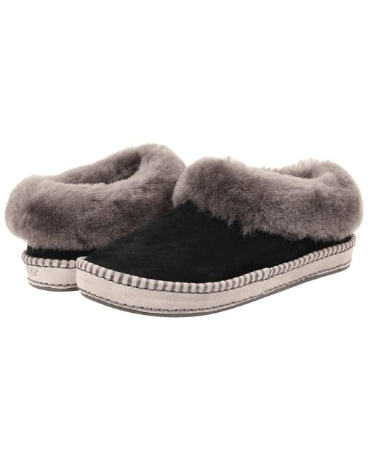 Ugg Brown Kids Cozy Suede Slippers