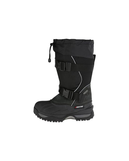 8d8f1697a3c Lyst - Baffin Eiger (black) Men's Cold Weather Boots in Black for ...