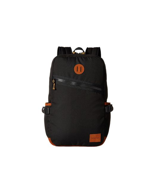 Nixon | Black The Scout Backpack for Men | Lyst