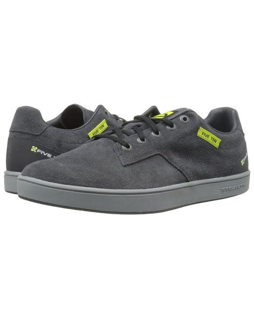Five Ten - Sleuth (black/lime Punch) Men's Shoes for Men - Lyst