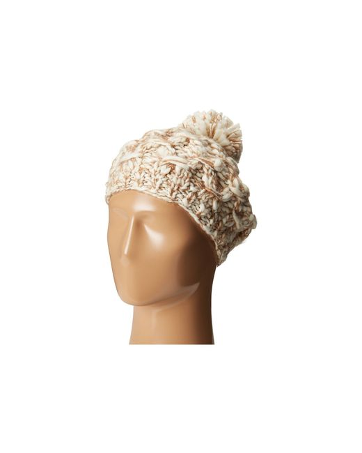San Diego Hat Company | Multicolor Knh3406 Chunky Marled Knit Beret | Lyst