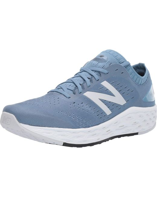 Grey New Balance Mens Fresh Foam Vongo v4 Running Shoes Trainers Sneakers