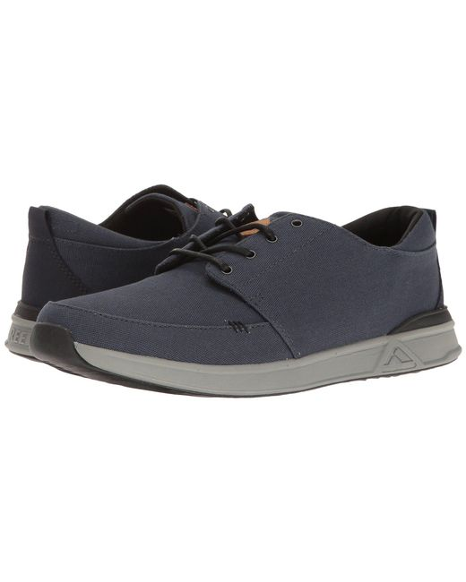 Reef - Gray Rover Low for Men - Lyst