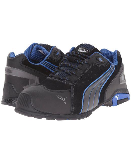 Lyst - PUMA Rio (black) Men s Work Boots in Black for Men 96952bc3f