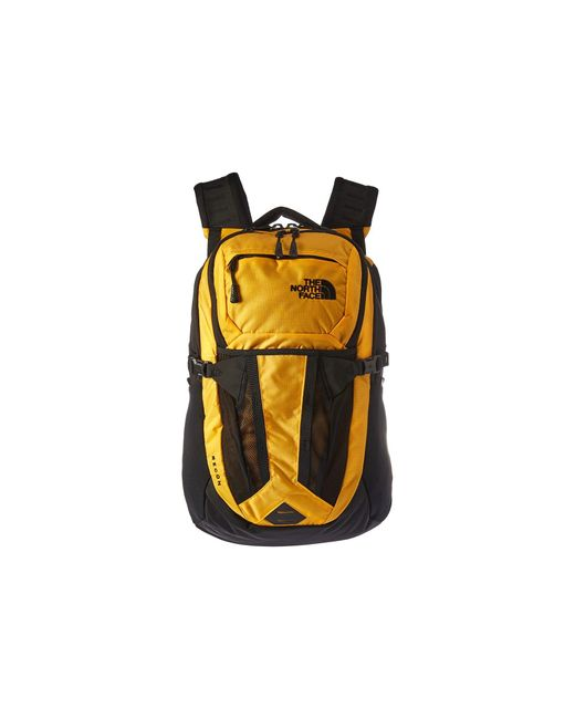 The North Face - Yellow Recon Backpack - Lyst