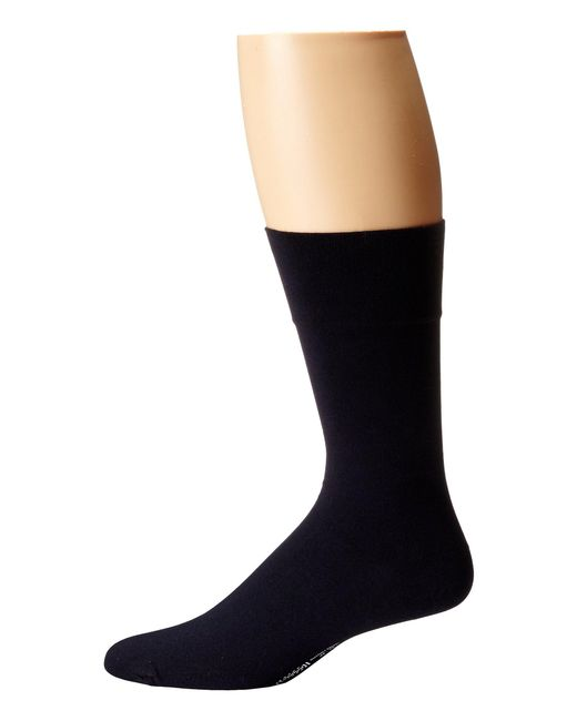 Wolford - Blue Cotton Velvet Socks for Men - Lyst