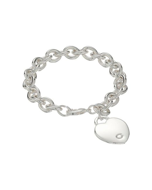 Guess - Metallic 86108442 (silver) Bracelet - Lyst