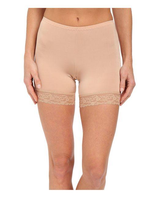 Hanky Panky - Natural Silky Skin Biker Shorts (black) Women's Underwear - Lyst