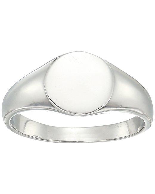 Shashi - Multicolor Signet Ring (gold) Ring - Lyst