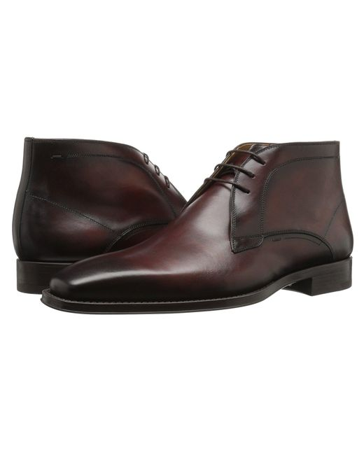 Magnanni Shoes - Gavin (mid Brown) Men's Shoes for Men - Lyst