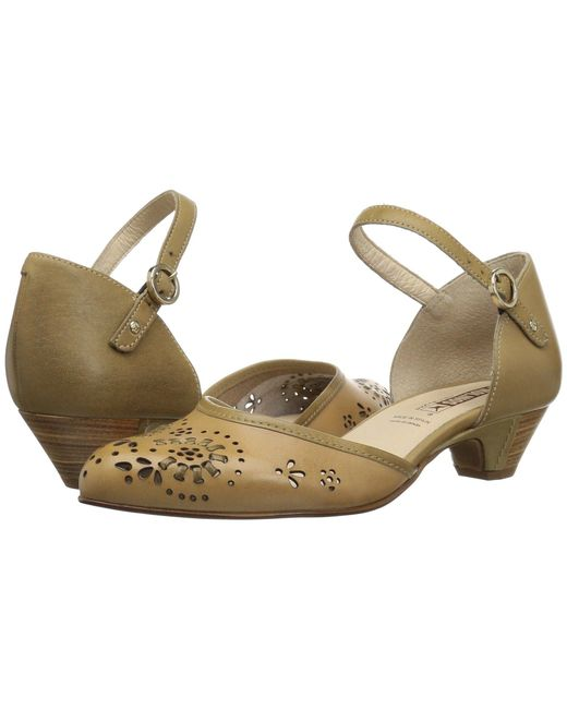 Pikolinos - White Elba W4b-5829 (black) Women's Hook And Loop Shoes - Lyst