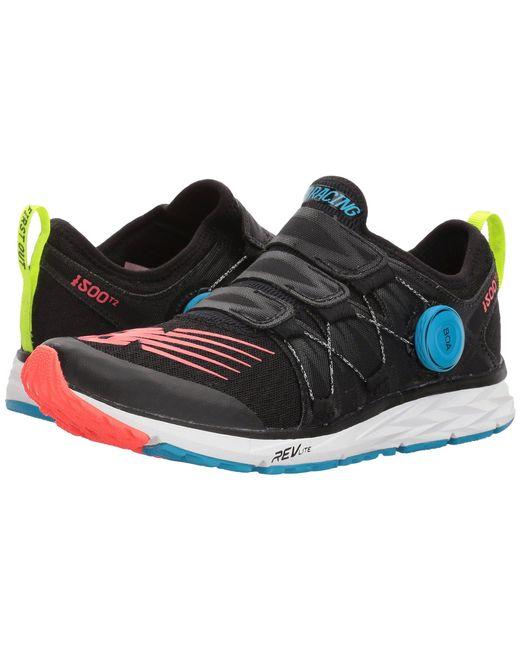 New Balance - 1500v4 Boa(r) (dragonfly/black) Women's Running Shoes - Lyst