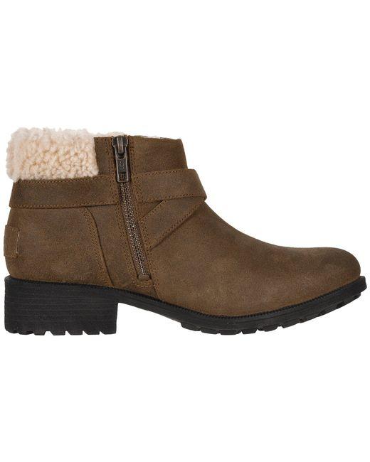458006f1466 Brown Benson Boot (chipmunk) Women's Pull-on Boots