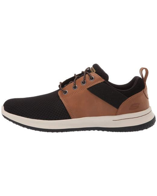https://cdnd.lystit.com/520/650/n/photos/zappos/eed790be/skechers-BrownBlack-Delson-Brant-brownblack-Mens-Lace-Up-Casual-Shoes.jpeg