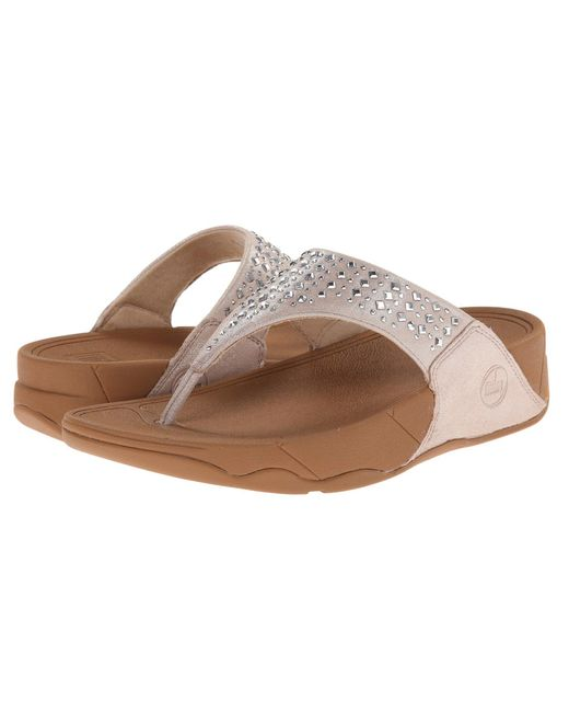 Fitflop - Natural Novy - Lyst