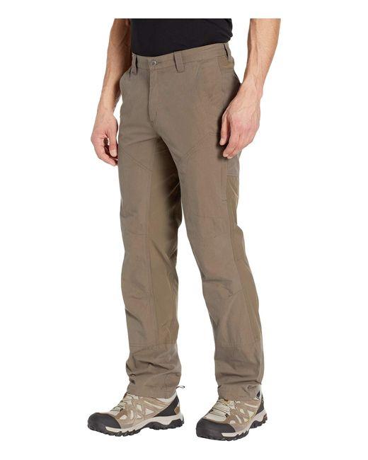 Mountain Khakis Cotton Original Trail Pants Classic Fit In