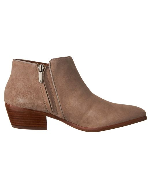 a765625350a81 ... Sam Edelman - Multicolor Petty Suede Booties - Lyst ...