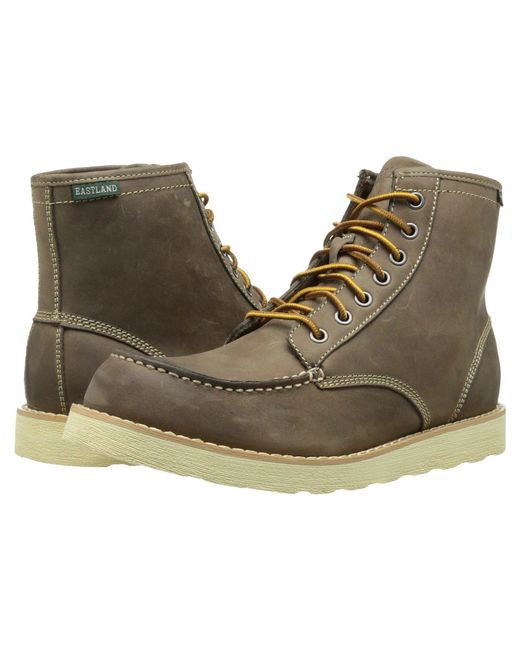 Eastland 1955 Edition | Gray Lumber Up for Men | Lyst