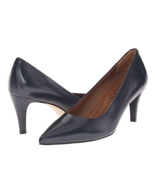 Walking Cradles - Sophia (black Patent) High Heels - Lyst