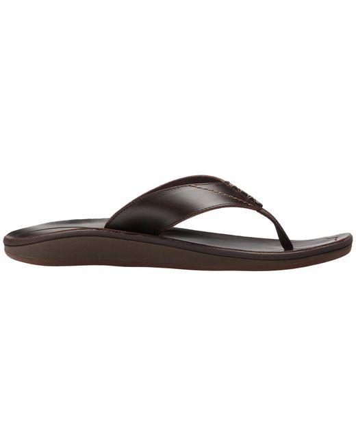 5cc024d86948 Lyst - Olukai Nohona  ili (tan tan) Men s Sandals in Brown