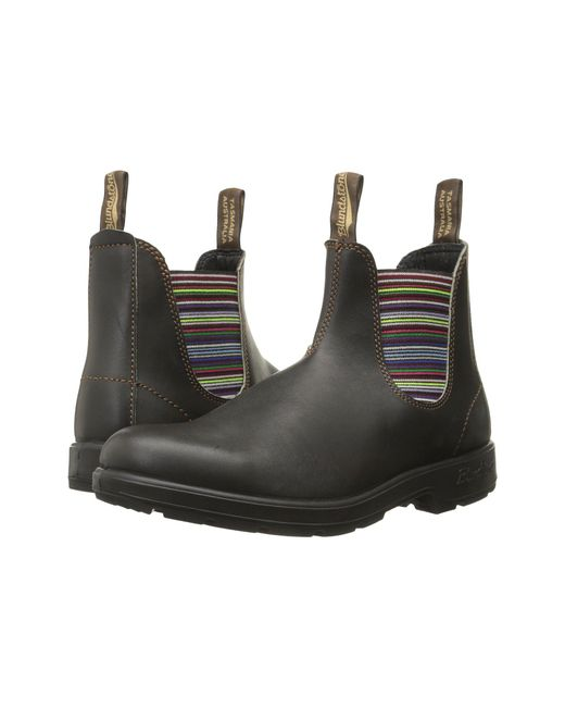 Blundstone - Bl1409 (brown/multi) Work Boots - Lyst
