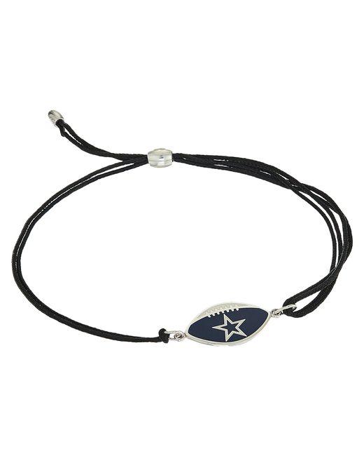 ALEX AND ANI - Metallic Kindred Cord Dallas Cowboys Bracelet - Lyst