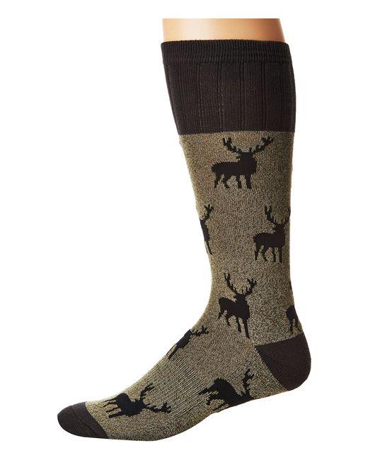 Socksmith Green Stag for men