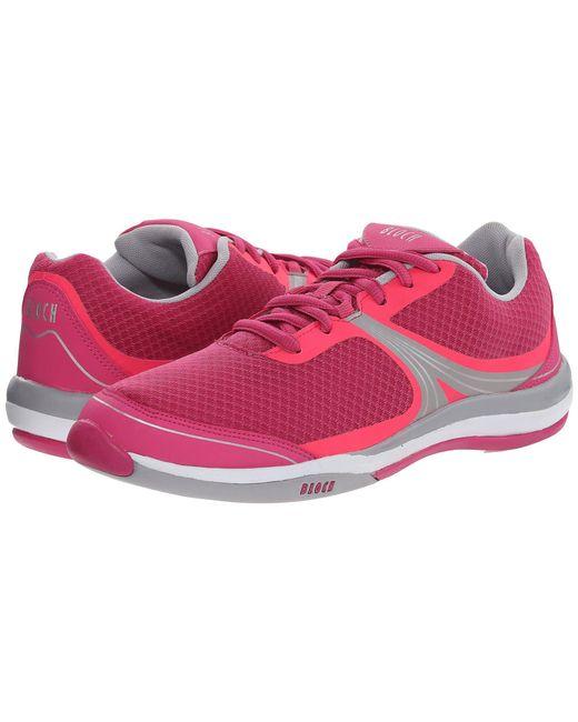 Bloch - Pink Element (black) Women's Shoes - Lyst