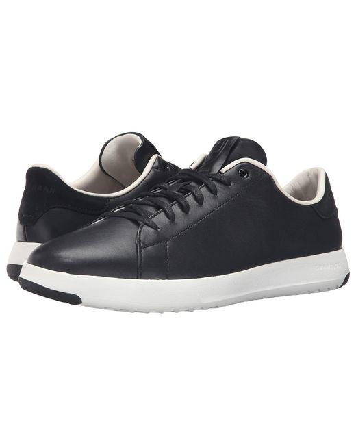 Cole Haan - Black Grandpro Tennis Sneaker for Men - Lyst