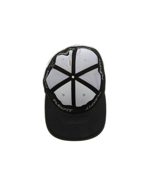 5149cf2097c ... Quiksilver - Multicolor Texturizer Cap (silver Lake Blue) Baseball Caps  for Men - Lyst ...