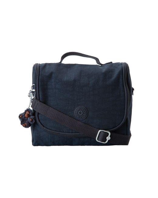 Kipling Blue Kichirou Lunch Bag