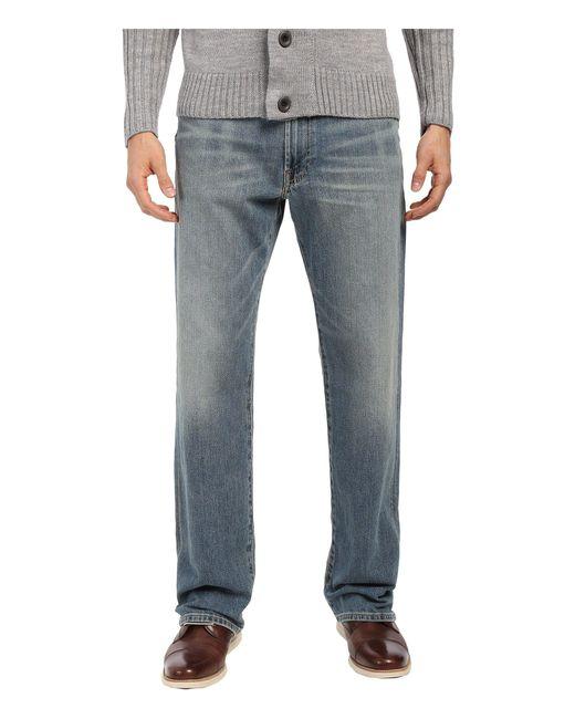 "Lucky Brand - Blue 363 Vintage Straight Leg Jean - 30-34"" Inseam for Men - Lyst"