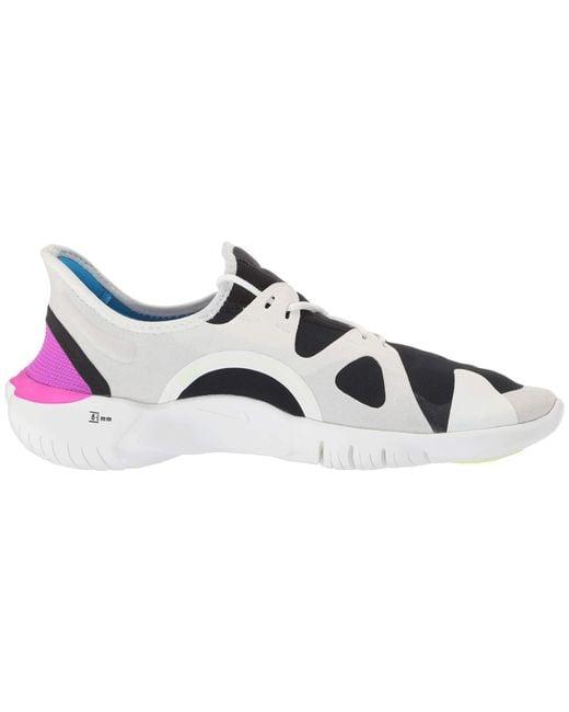 802f774a0af ... Nike - Multicolor Free Rn 5.0 (summit White volt Glow black blue ...