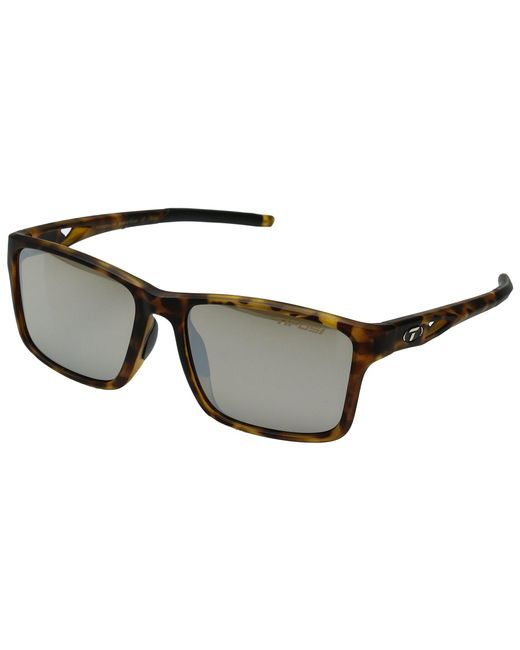 824c64010e2 Tifosi Optics - Multicolor Marzen (matte Tortoise) Sport Sunglasses - Lyst  ...