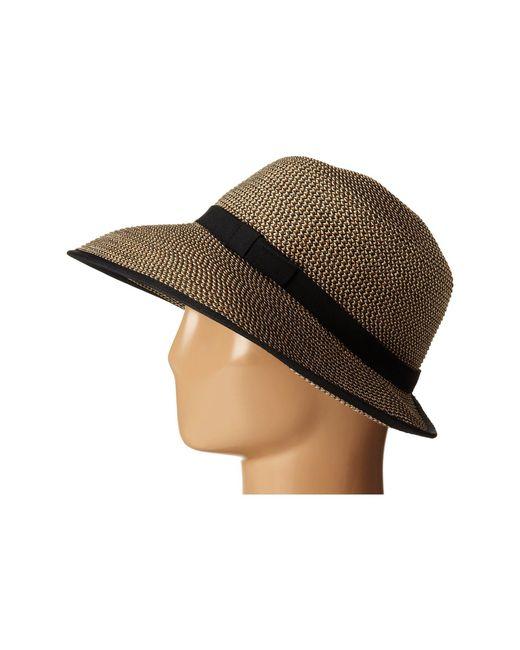 ... San Diego Hat Company - Brown Ubm4442 Ultrabraid Sunbrim Capped Back W   Egg Band ... 45ba9ac0b3ff