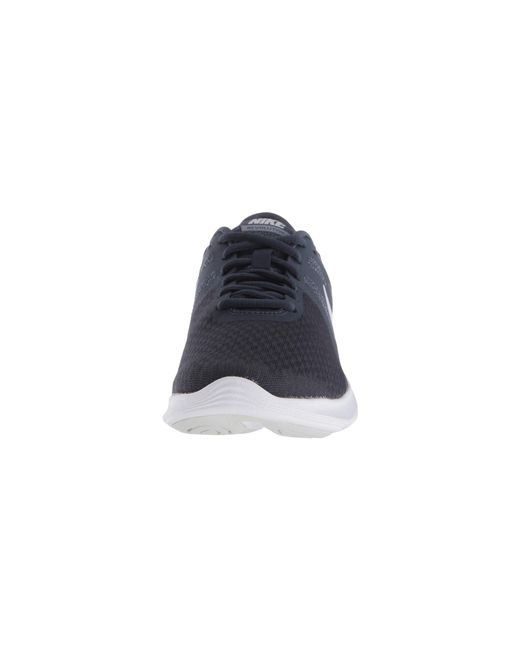 0df88c8ada3ca ... Nike - Gray Revolution 4 (black sapphire anthracite white) Women s  Running
