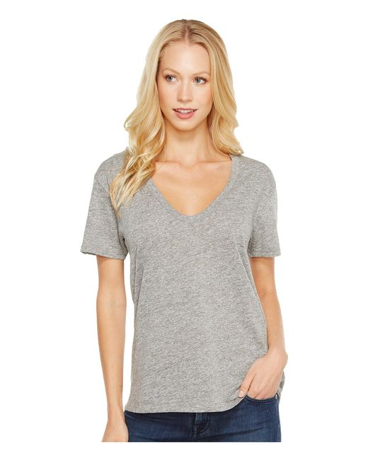 AG Jeans - Gray Henson T-shirt - Lyst