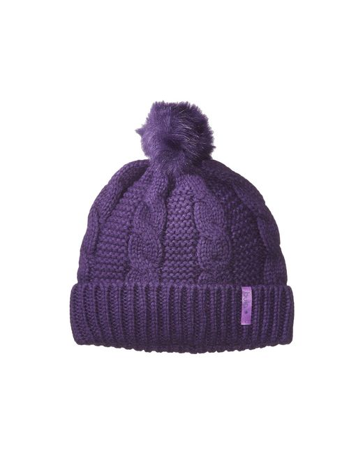 Lyst - Bula Lili Beanie (blueberry) Beanies in Purple 1e0d500bc996